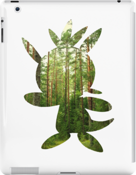 Chespin used Growth by G W