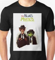 The Blues Muppets Unisex T-Shirt