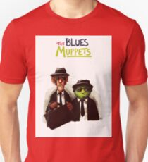 The Blues Muppets Unisex T-Shirt