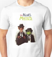 The Blues Muppets T-Shirt