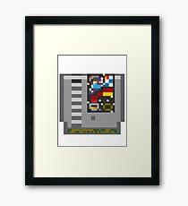 SGW Cartridge Framed Print