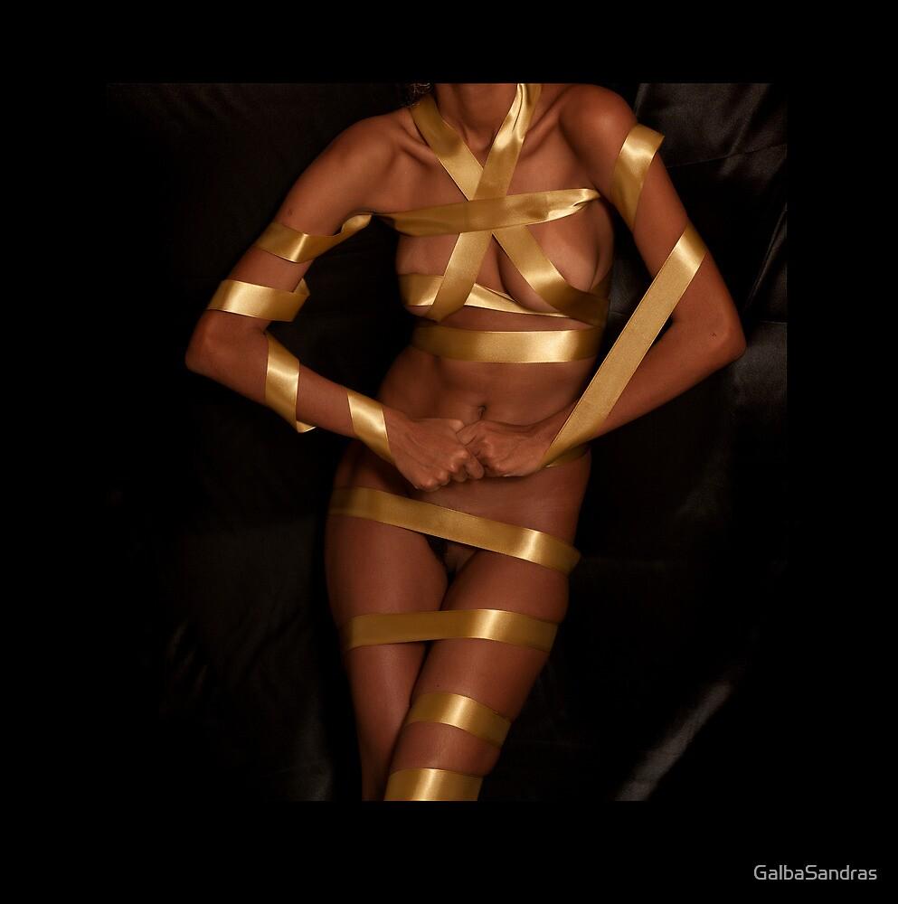 Gold Tape by GalbaSandras
