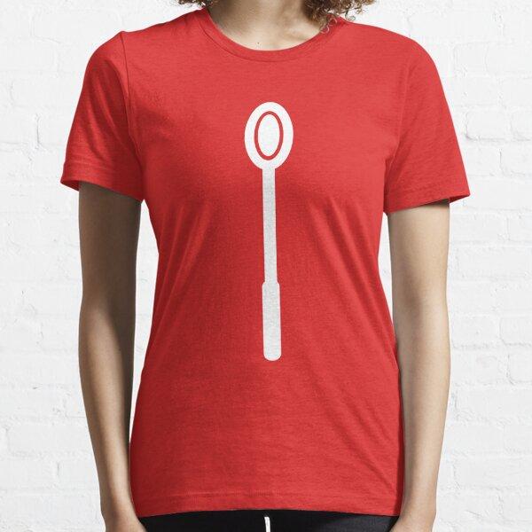 Big Spoon WHITE Essential T-Shirt