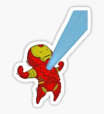 Avenge me Sticker