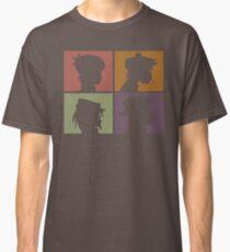 Gorillaz - Demon Days (Silhouette) Classic T-Shirt