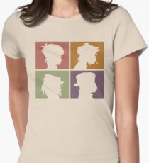 Gorillaz - Demon Days (Silhouette) T-Shirt