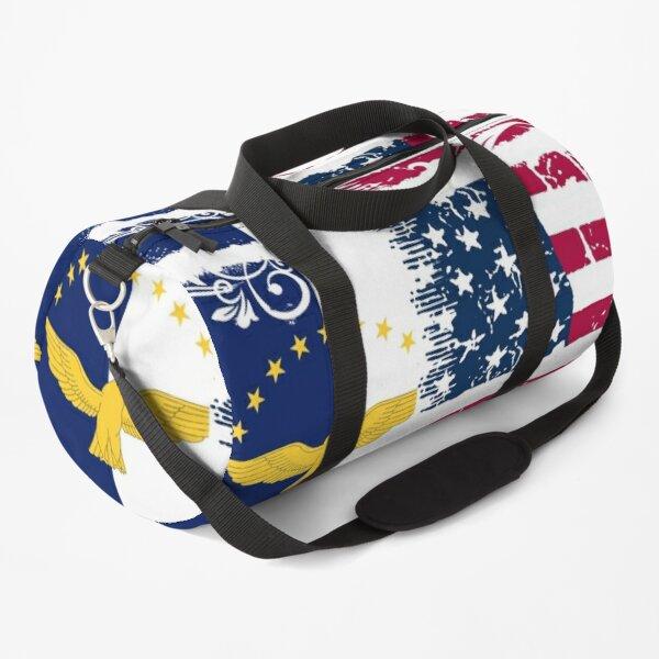 Azorean american Duffle Bag