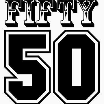 Fifty 50 by BlakkWear