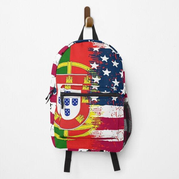 Portuguese American Backpack