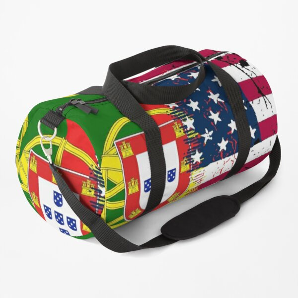 Portuguese American Duffle Bag