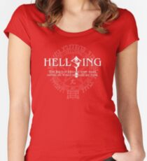 Hellsing - T-Shirt / Phone case / More 1 Women's Fitted Scoop T-Shirt
