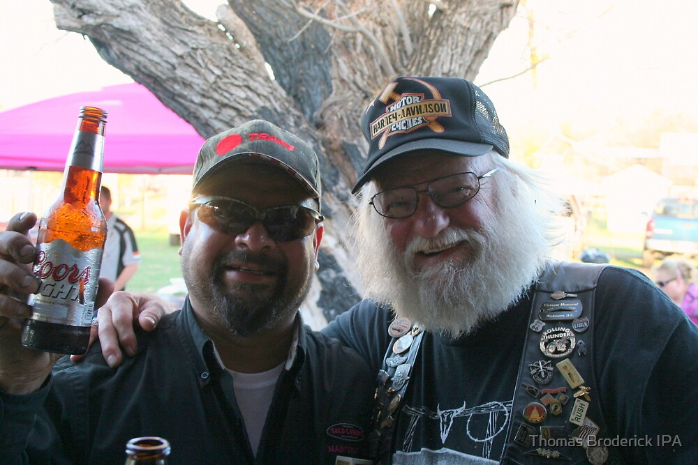 Bikers Young To Old by Tom Broderick IPA