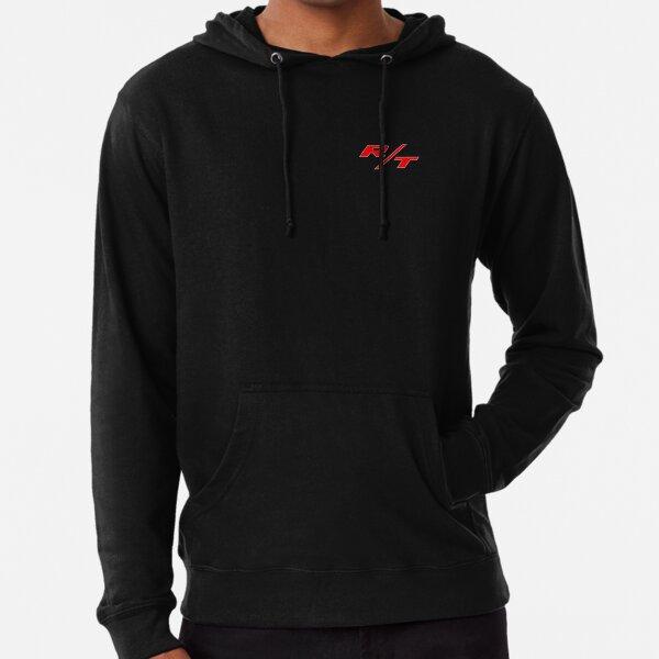 R/T Logo Shirt Lightweight Hoodie