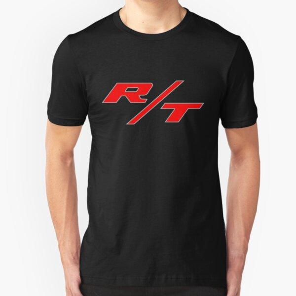R/T Large Logo Shirt Slim Fit T-Shirt