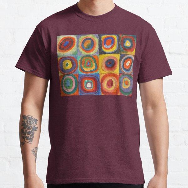 Kandisky Modern Art Classic T-Shirt