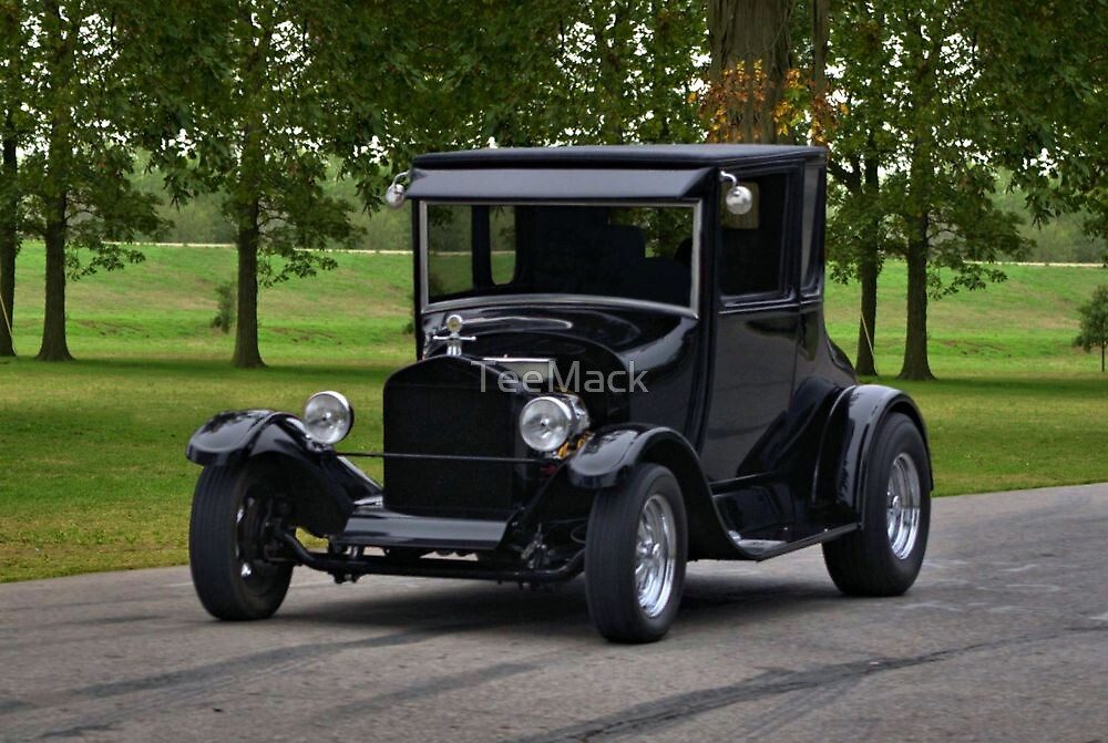 1927 Ford Model T Hot Rod\