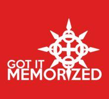 Got it Memorized! | Unisex T-Shirt