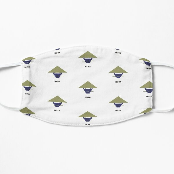 Hi-Ya Hat Flat Mask