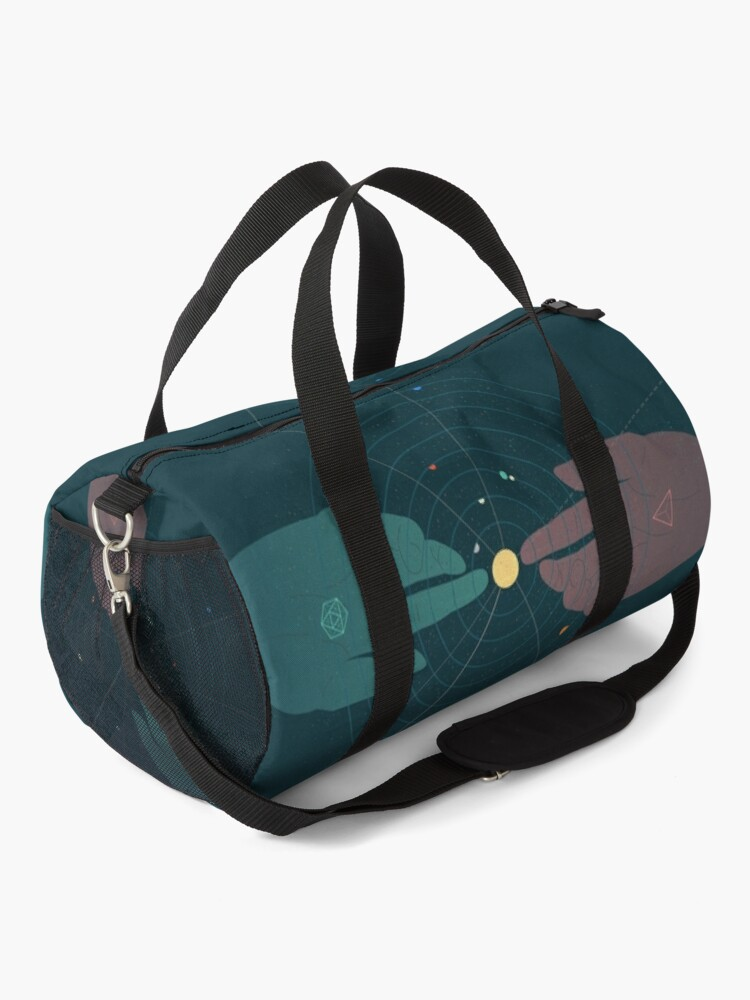 Alternate view of Parallel Universe Duffle Bag