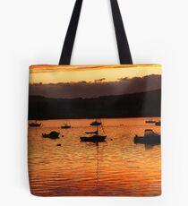 Sunrise at Sunrise in Starcross, Devon Tote Bag
