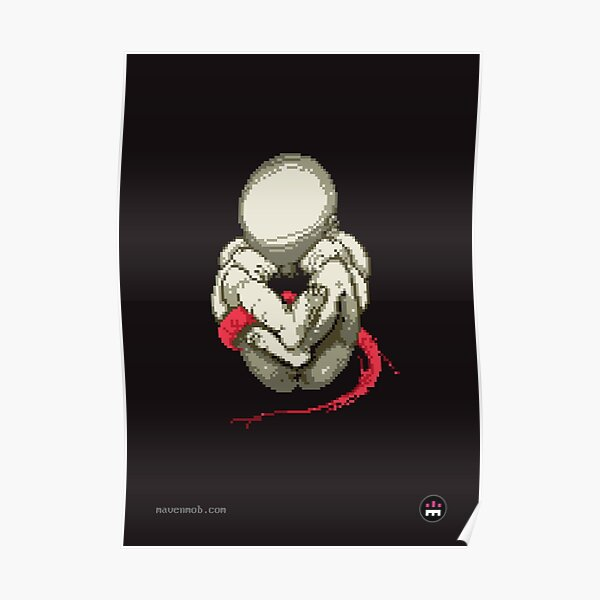 the digital womb Poster