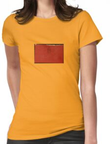 Radiohead Amnesiac Womens Fitted T-Shirt