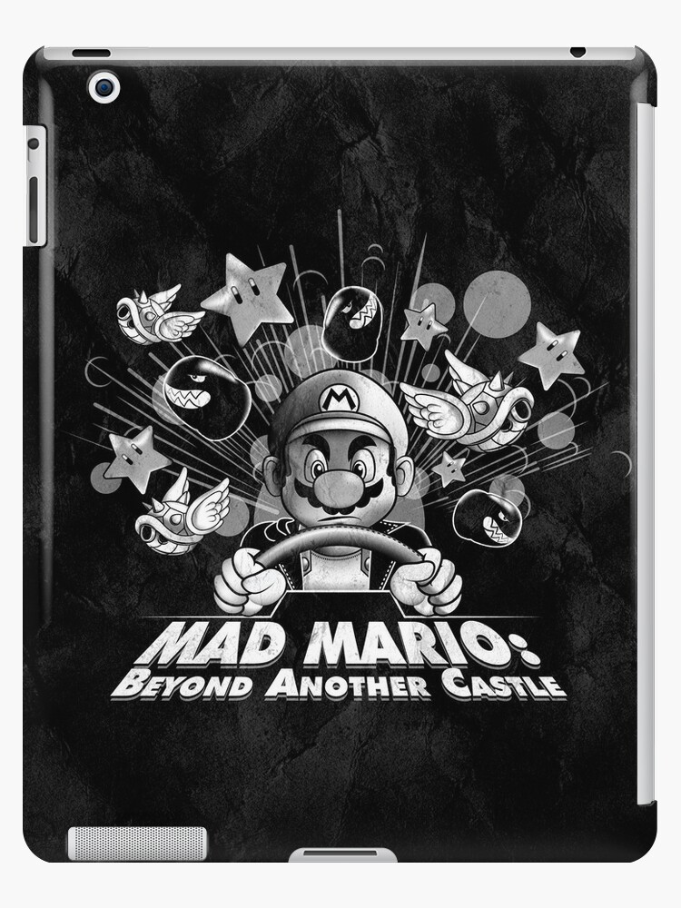 Mad Mario: Beyond Another Castle by synaptyx