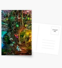 The Dreaming Tree Postcards