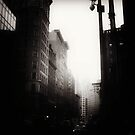 Heading further downtown by ShellyKay