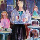 Coffee Delights  by Glen Johnson
