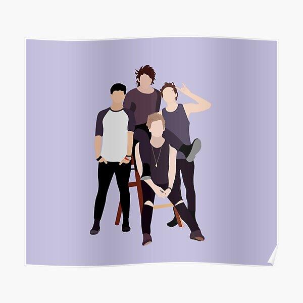 5SOS Drawing Poster