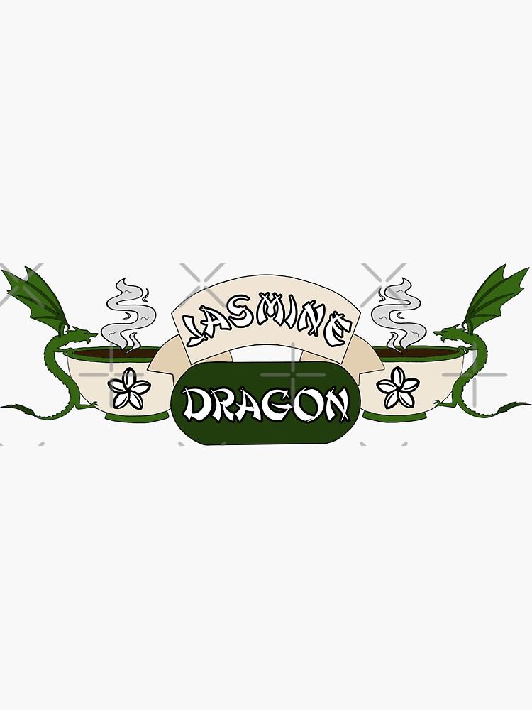 Jasmine Dragon by malice7222