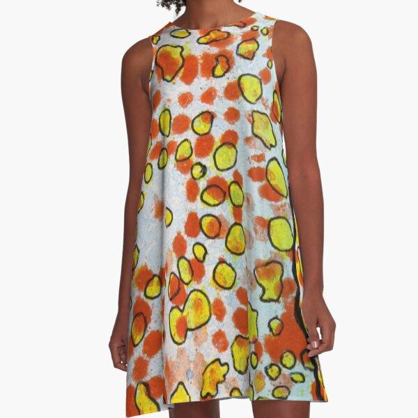 2, Inset D A-Line Dress