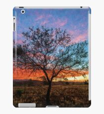 Outback Sunset (ED) iPad Case/Skin