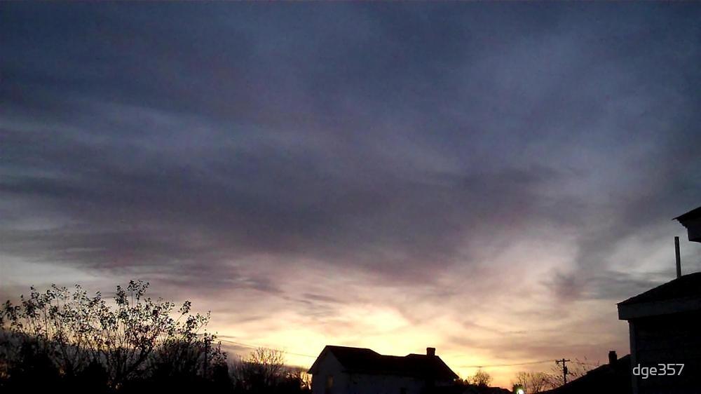 Feb. 5 2013 Sunset 19 by dge357