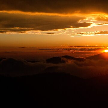 Appalachian Sunset by DaleCody