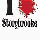 «Érase una vez que amo storybrooke» de Tardis53