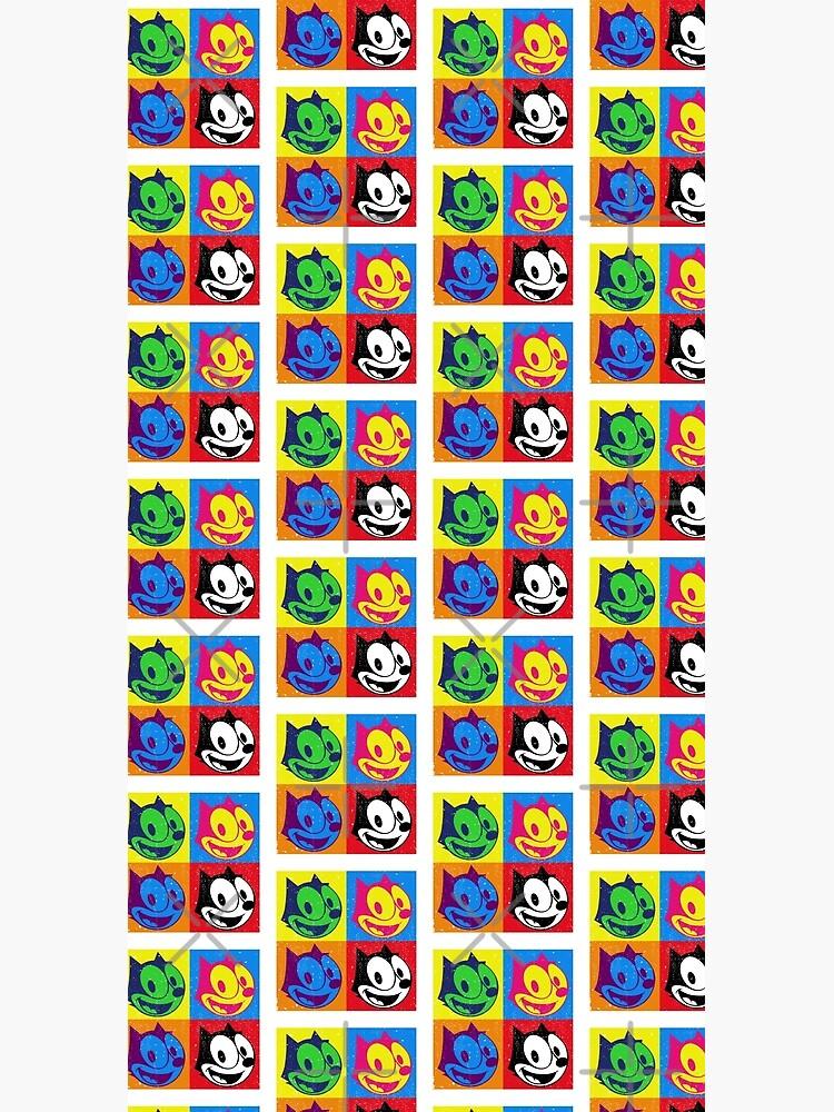 Felix The Cat ✅ Pop Art by sachpica
