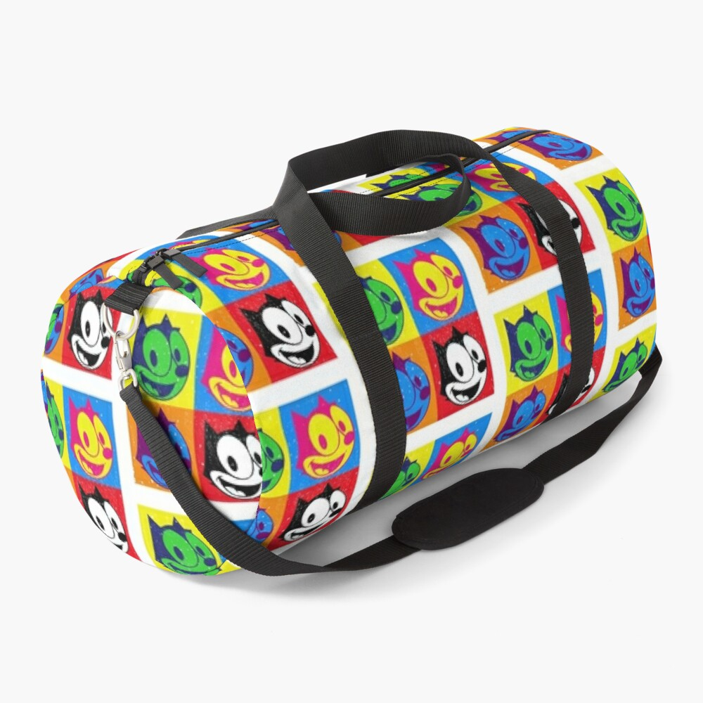 Felix The Cat ✅ Pop Art Duffle Bag