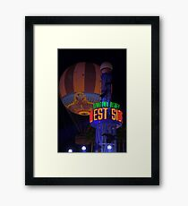 Flight of Fantasy Framed Print