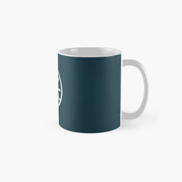 Heartland logo - dark blue background  Classic Mug