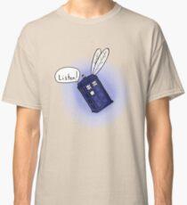Flying Phone Box - N.A.V.I. Classic T-Shirt