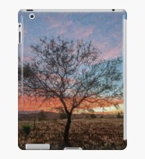 Outback Sunset (ED2) iPad Case/Skin