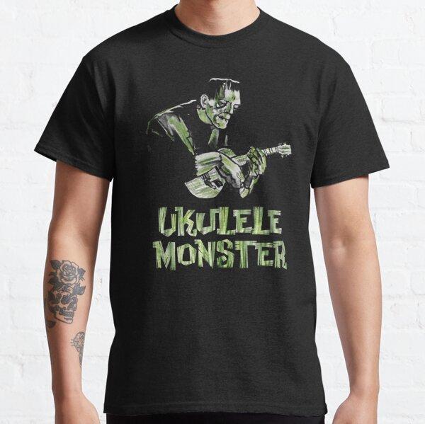 Ukulele Monster - Frank Classic T-Shirt