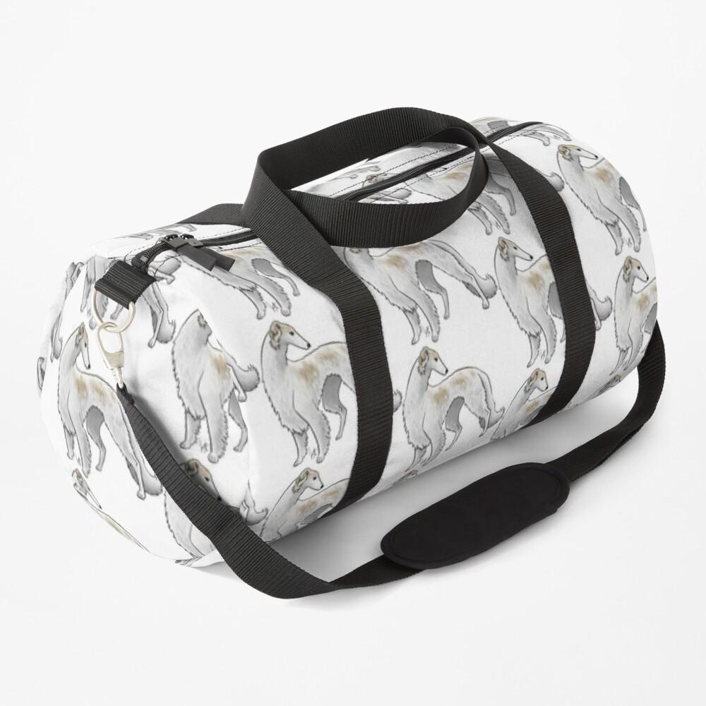 Borzoi Duffle Bag
