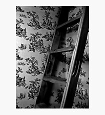 ladder  Photographic Print
