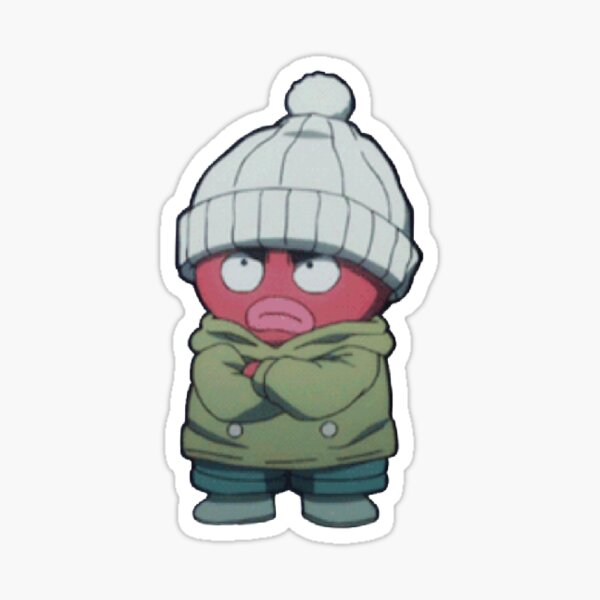 Ikalgo Sticker Hunter x Hunter Sticker