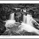 Alpine falls by donnnnnny