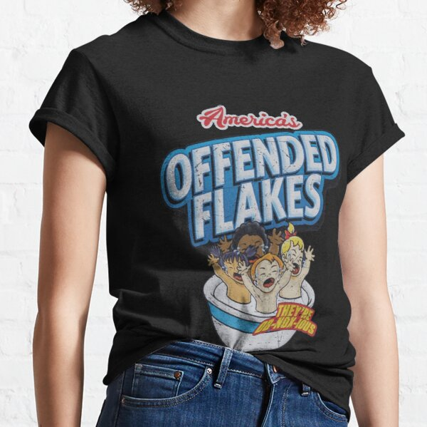 Offended flakes Classic T-Shirt