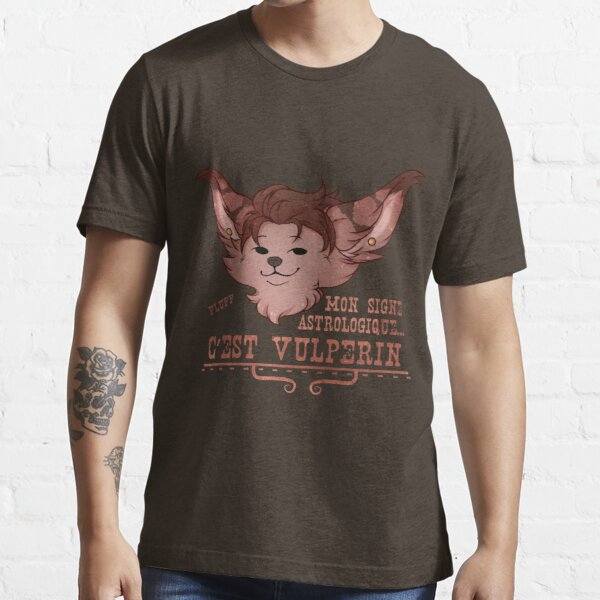 Vulpérin - SIGNE ASTROLOGIQUE T-shirt essentiel